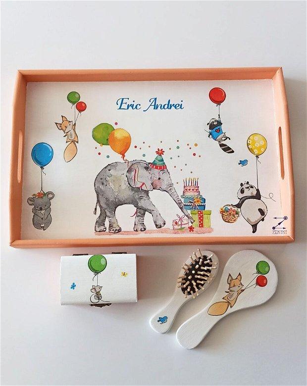 Set mot animale, set mot elefant, set mot animalute, set mot baloane, tava mot animale, tava mot baloane