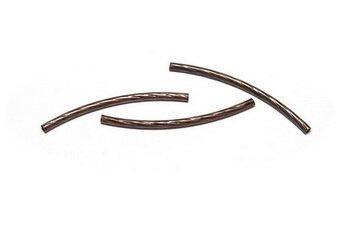 Distantiere tubulare, arcuite, cupru, 35x2 mm