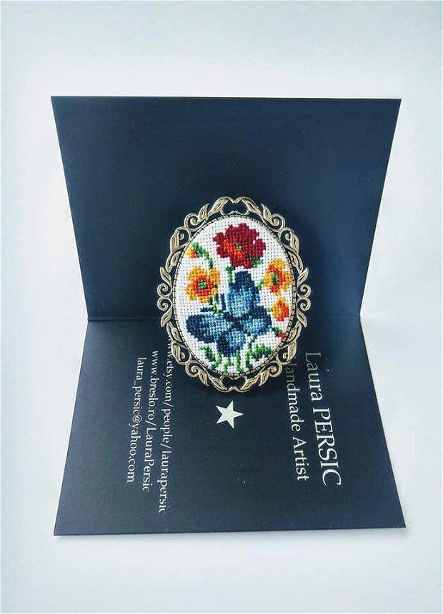 Brosa model floral