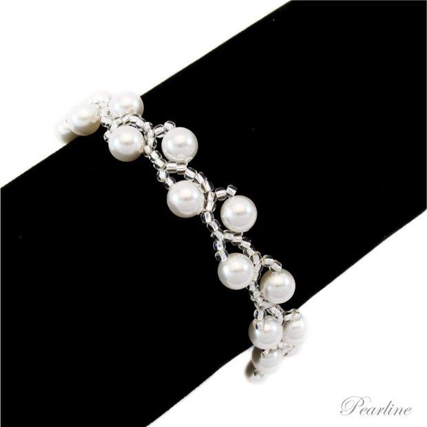 Set perle Swarovski Pearline