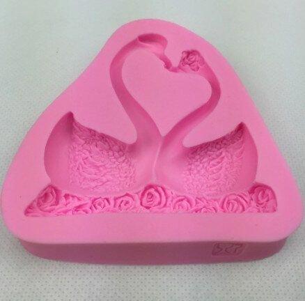 K1094 ## Matrita forma silicon pt modelat ciocolata, fondant, fimo, pasta de structura, etc