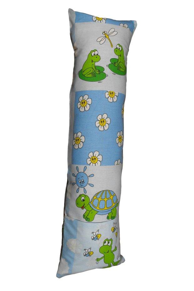 Broscuta OAC! - Child's Seat Belt Pillow -- Perna de centură pentru copii