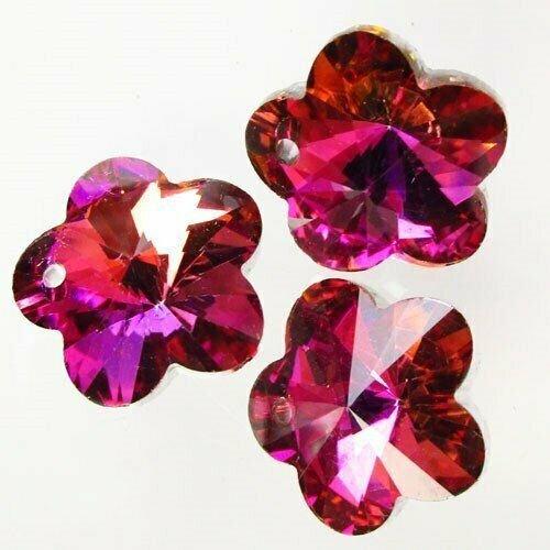 Flori pink titanium cristal