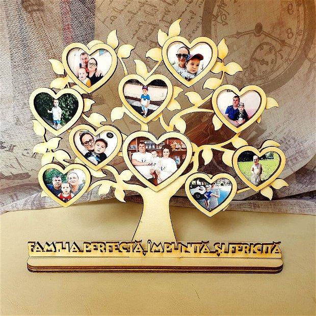 Copac cu POZE  - personalizat