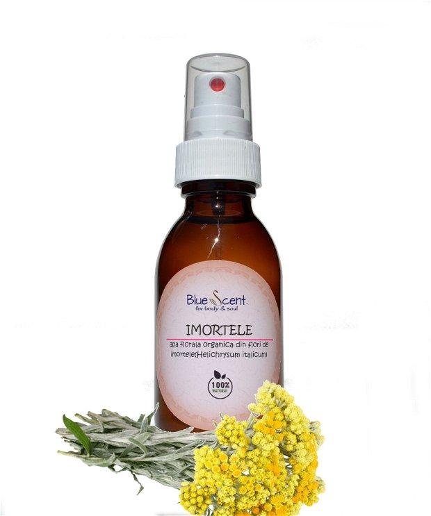 Imortele-apa florala organica,de imortele-BlueScent