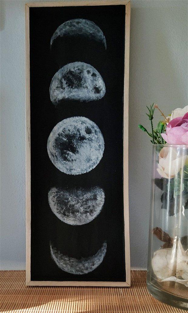 Decoratiune Moon Phases