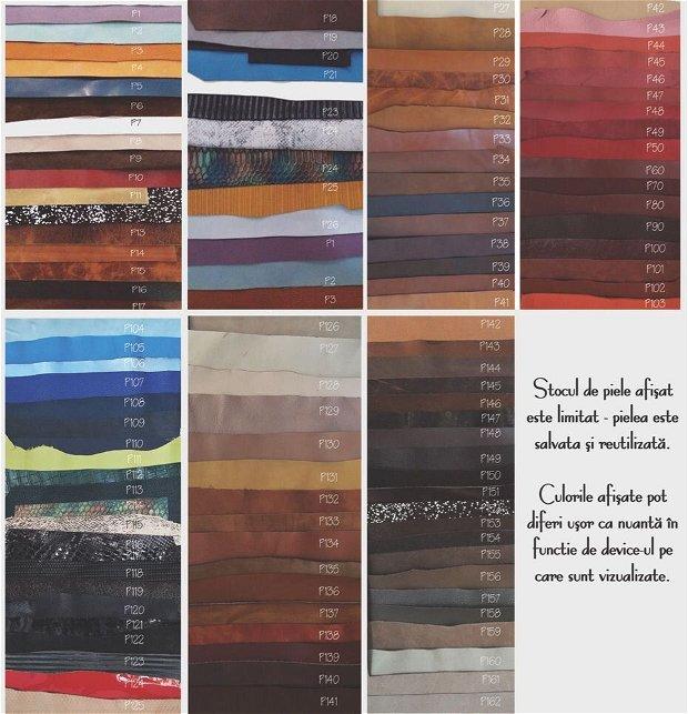 """Portofel """"AD1.1"""" din piele naturala reciclata, multicompartimentat, personalizat prin gravura"""