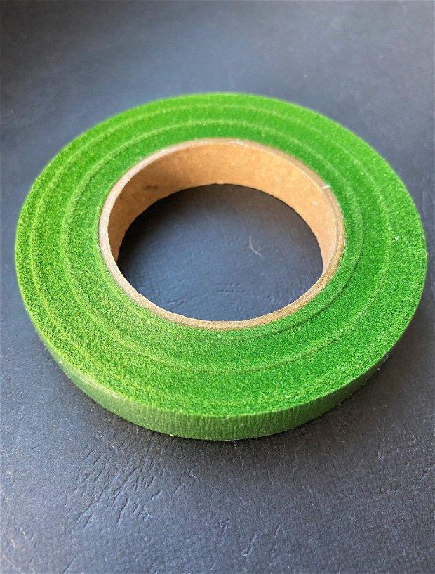 Lbandahartie02 - banda hartie verde