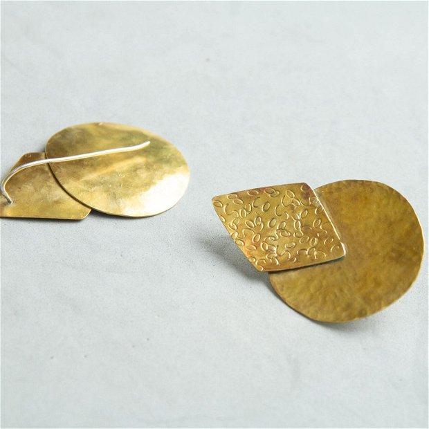 Cercei Alama si Argint 925