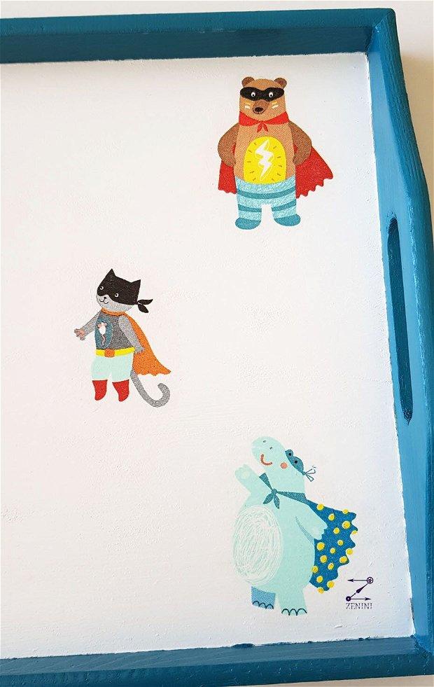 Set mot supereroi, set mot baietel, set mot catei, set mot ursuleti, set mot animale