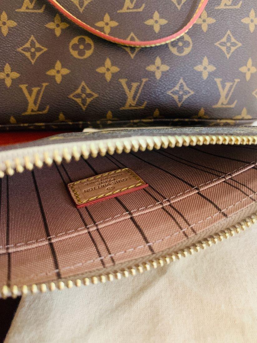 Geanta Louis Vuitton Neverfull Monogram