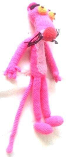 Pantera roz mica