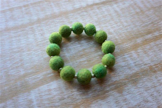 Brățară verde