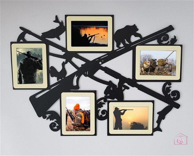 Tablou foto personalizat pescar/vanator