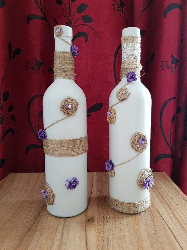 Sticle decorative