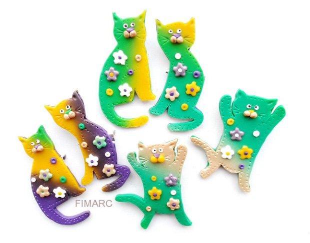 Pisici - brose