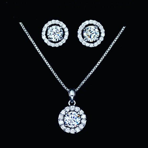 Set bijuterii craciun