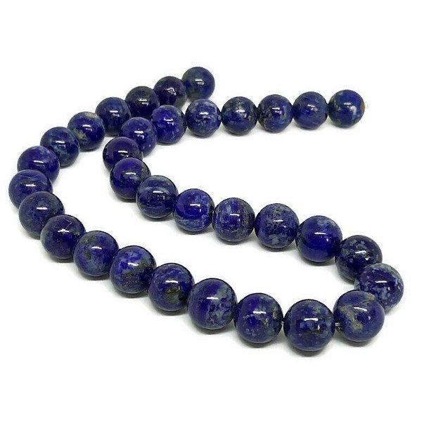 Lapis Lazuli natural sfere 12mm GSLAK 6003