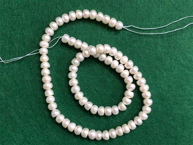 Sirag perle cultura (80 perle) - IPO16