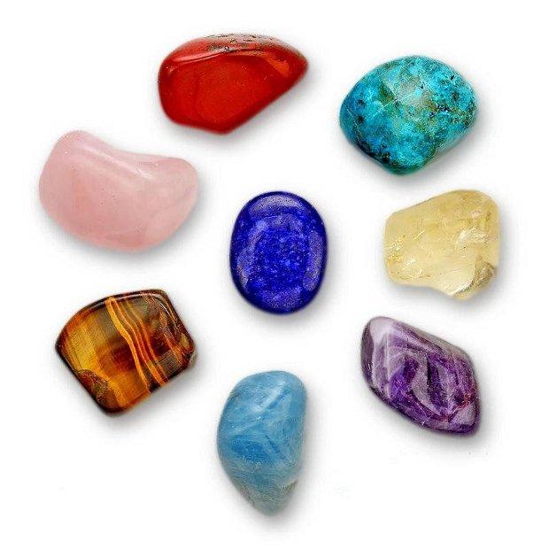 Saculet cu Cristale pentru zodia ta Mystery Bag