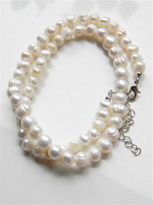 Perle de cultura - 45 cm (ACD1)
