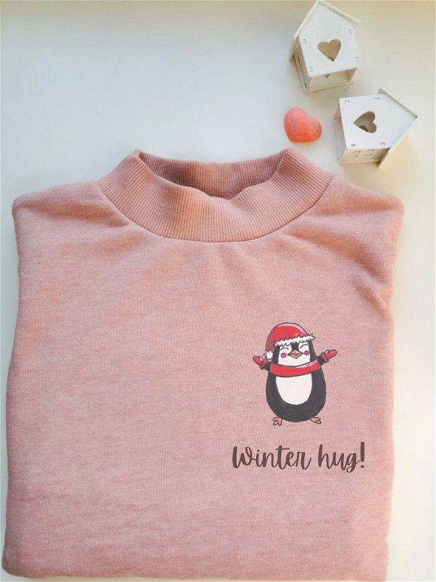 Bluza Pictata Winter Hug