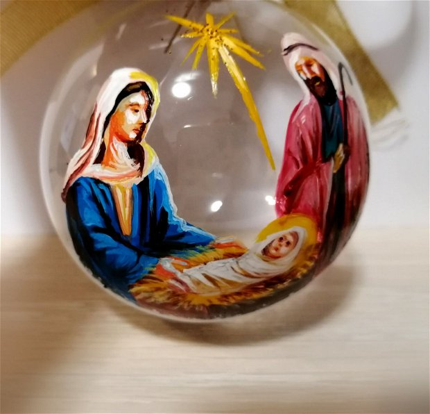 Glob Nașterea lui Iisus