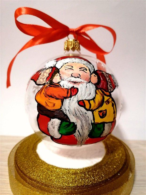 Glob Moș Crăciun