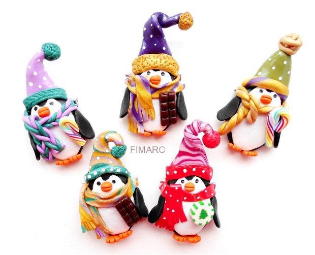 Pinguini - brose