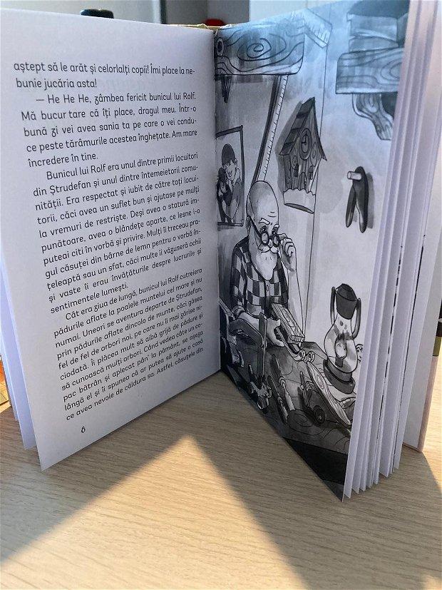 Uriasul Vifor - carte copii