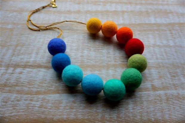 Colier Colorful Spectrum II