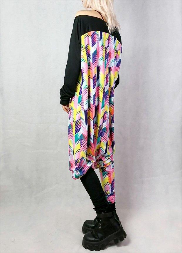 Salopeta Onesie Multicolor