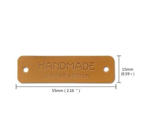 Etichete piele sintetica