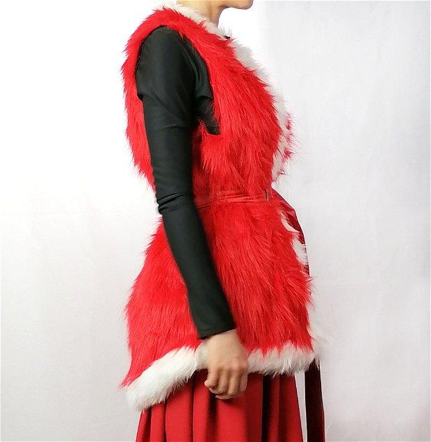 Vesta Blana Rosie Santa's Helper