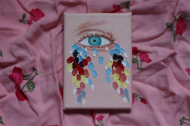 Pictura ochi