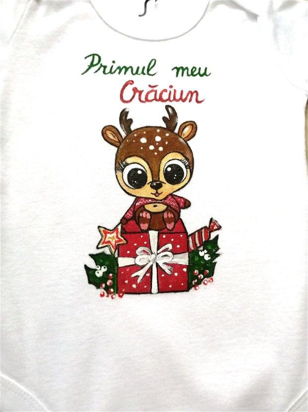 """Body """"Primul meu Crăciun"""""""