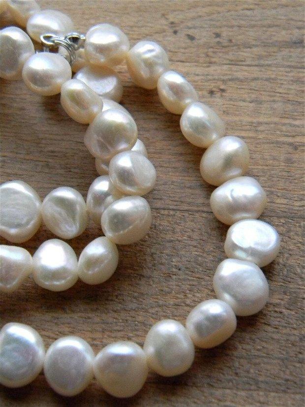 Perle de cultura - 46 cm (ACD6)