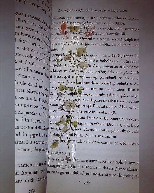 Semn de carte  ursulet din rășină