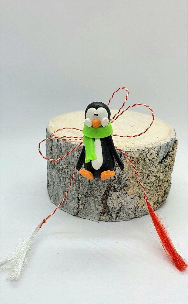Martisor pinguin