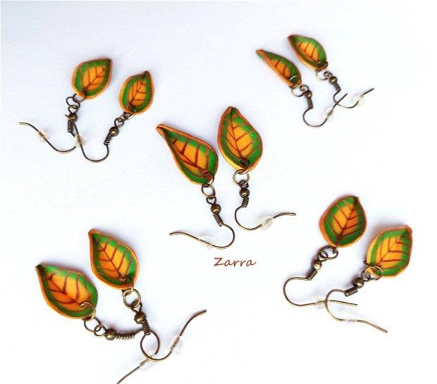Frunze aurii