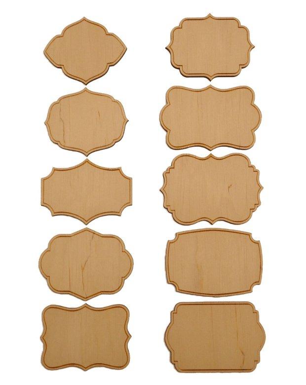 Tăblițe lemn personalizabile