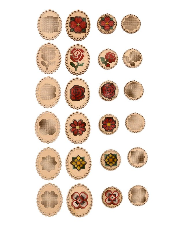Baze pandante modele flori