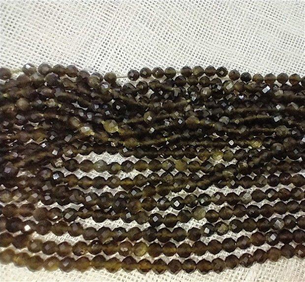 Obsidian galben