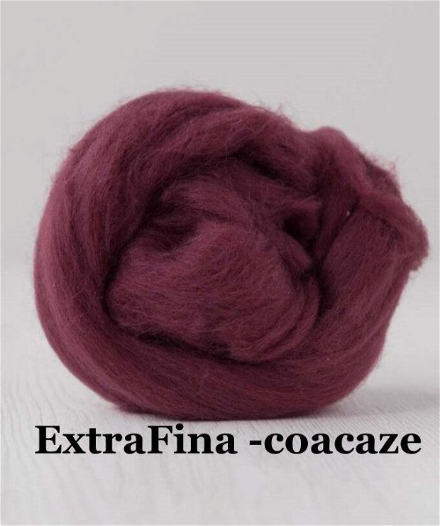 lana extrafina -coacaze-50g