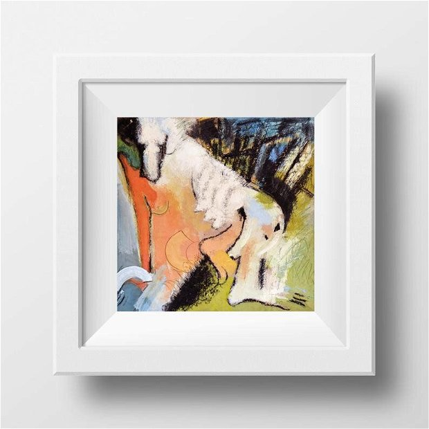 Matern, Arte Vizuale-Ilustratie