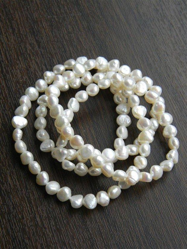 Perle de cultura - 80 cm (ACD5)