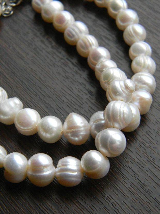 Perle de cultura - 45 cm (PM3)
