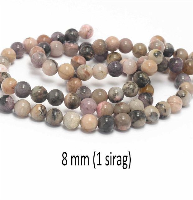 Sirag Jasper, 8 mm, MI-04