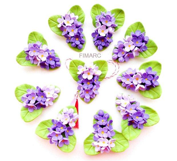 ''Flori de Liliac'' -  brose