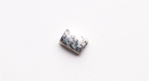 Cabochon  opal dendritic - L99